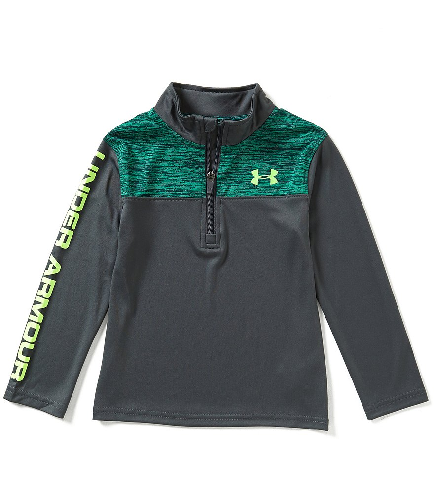 Under Armour Little Boys 4-7 Twist 1/4 Zip Pullover