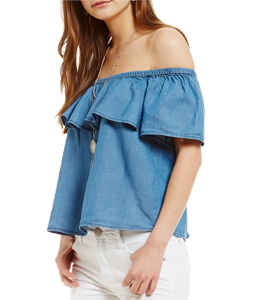 GB Off the Shoulder Top