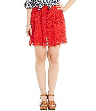 GB Flare Lace Skirt