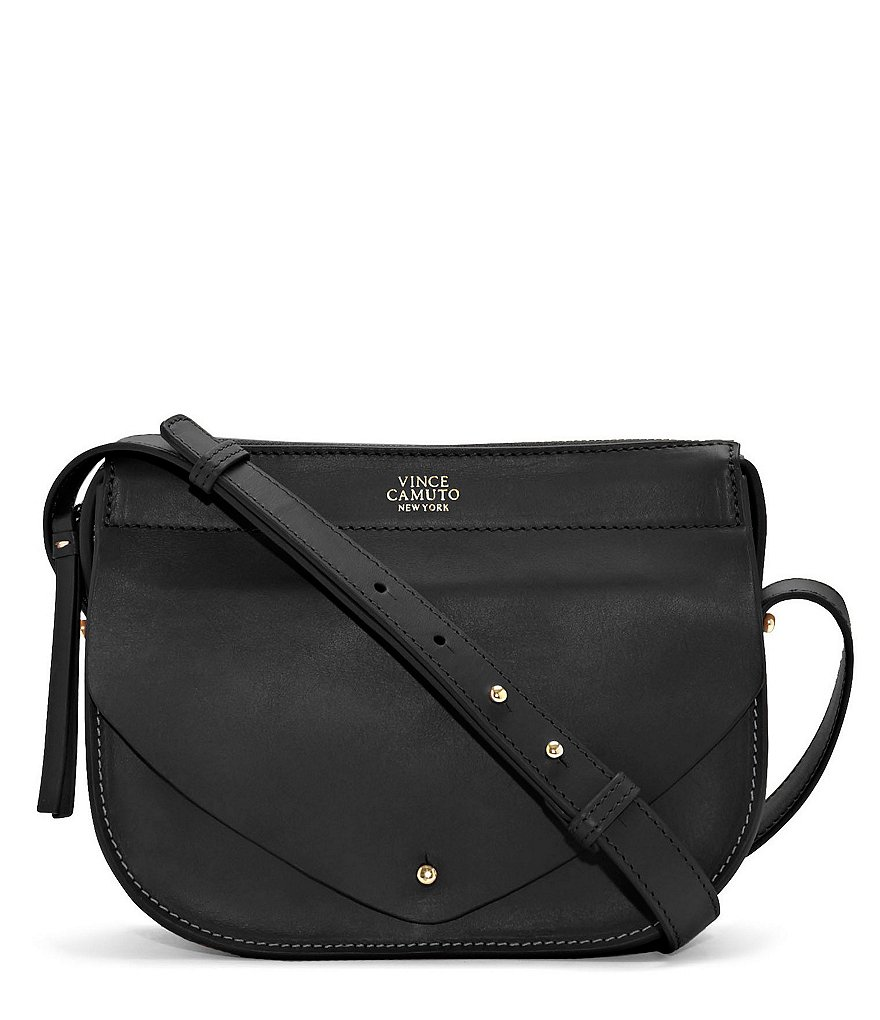 Vince Camuto Auden Small Saddle Bag