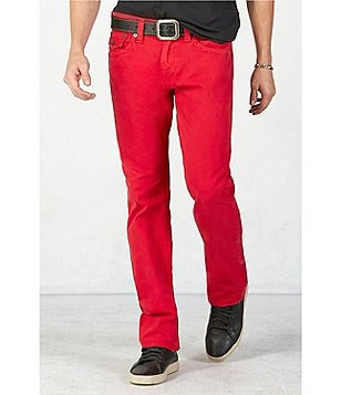 True Religion Ricky Straight Fit 5-Pocket Pants