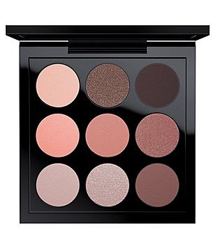 MAC Eyes x 9 Palette in Dusky Rose Times Nine