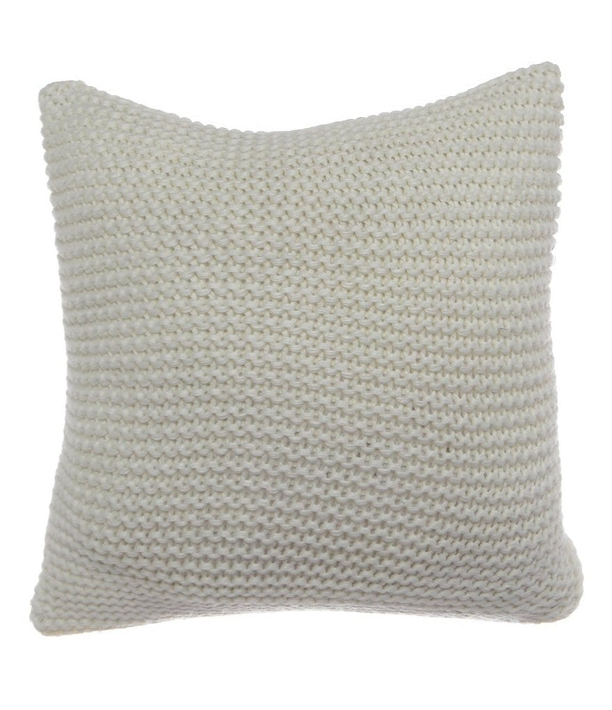 candice OLSON Chunky Knit Square Pillow