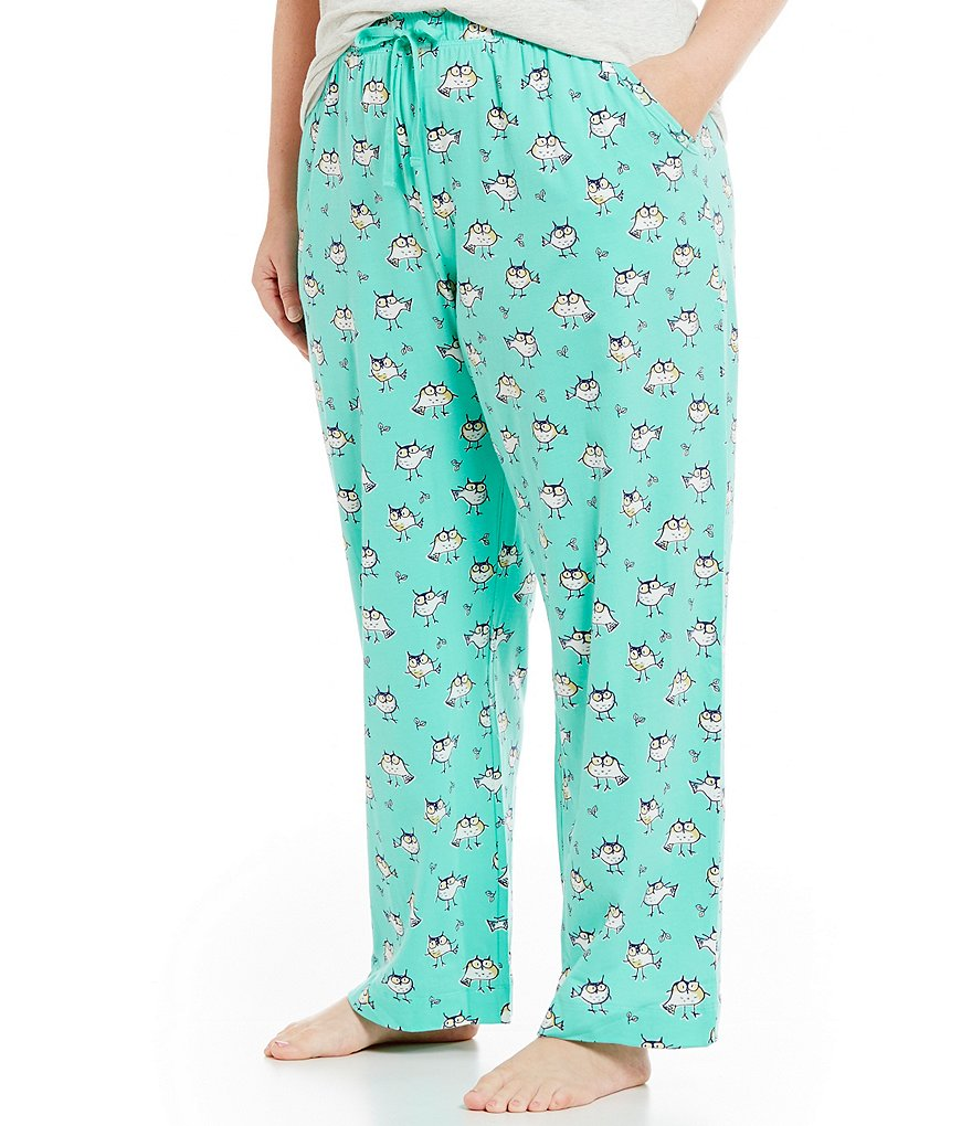 Sleep Sense Plus Funny Owls Sleep Pants