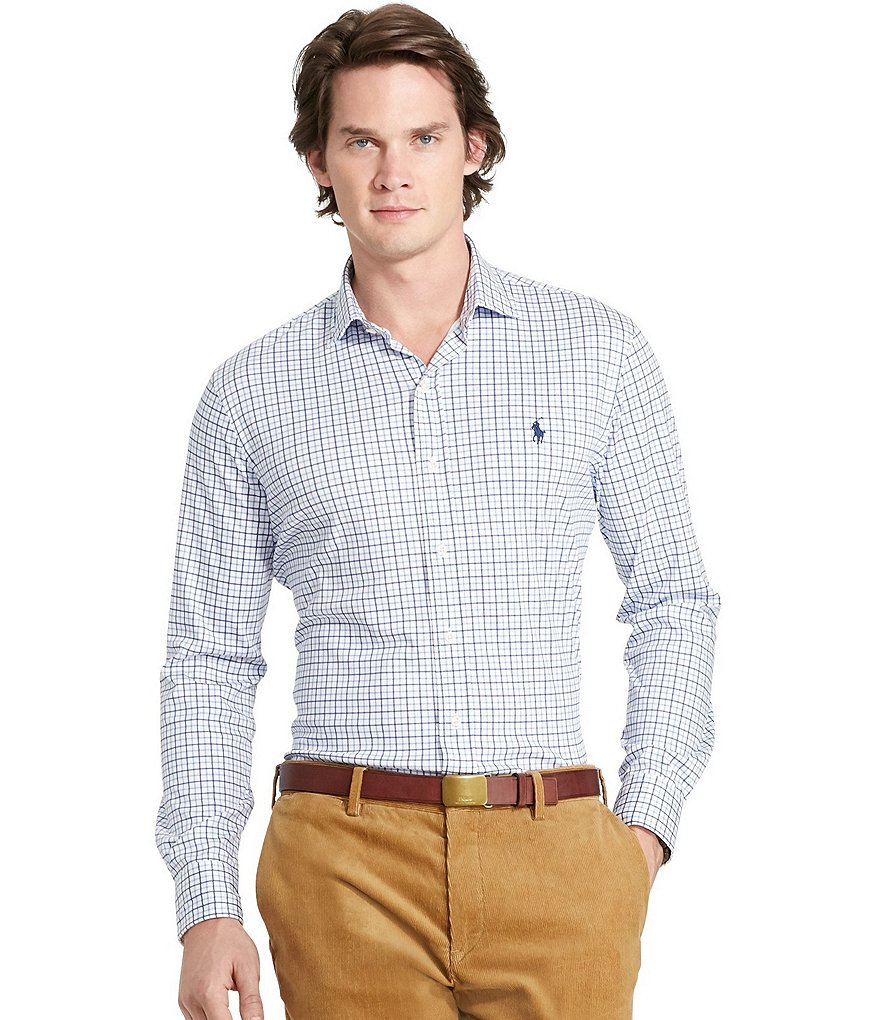 Polo Ralph Lauren Tattersall Knit Shirt