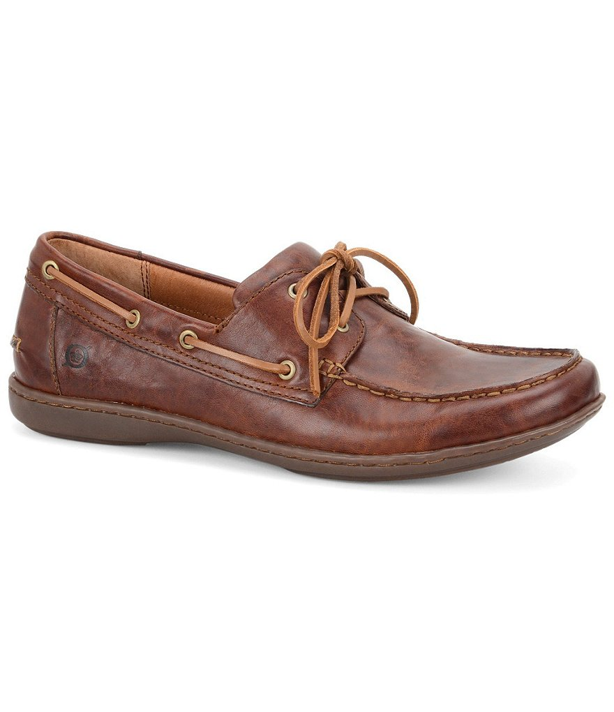 Born Henri Men's Boat Shoes