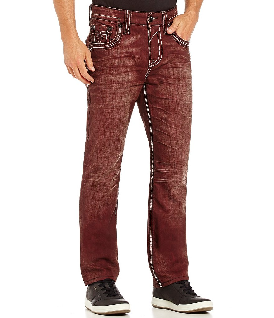 Rock Revival Marlin Straight-Leg Jeans