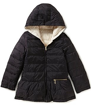 Copper Key Little Girls 2T-6X Bomber Jacket