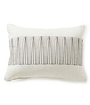 Moderne by Noble Excellence Kennan Corded Piping Canvas Pillow