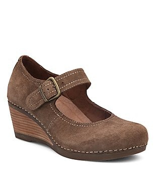 Dansko Sandra Mary Jane Wedges