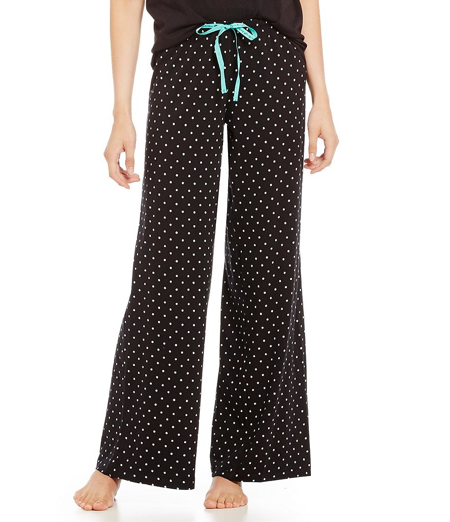 HUEtopia Dotty Pajama Pants