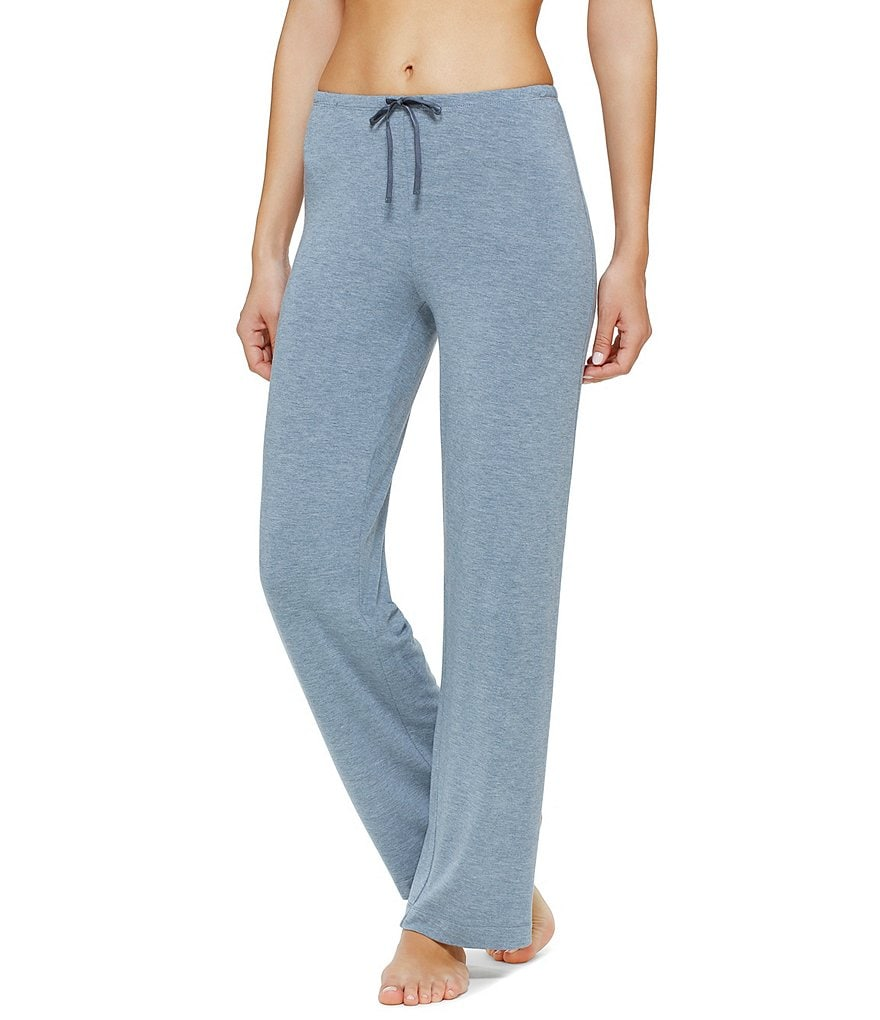 DKNY Solid Jersey Knit Sleep Pants