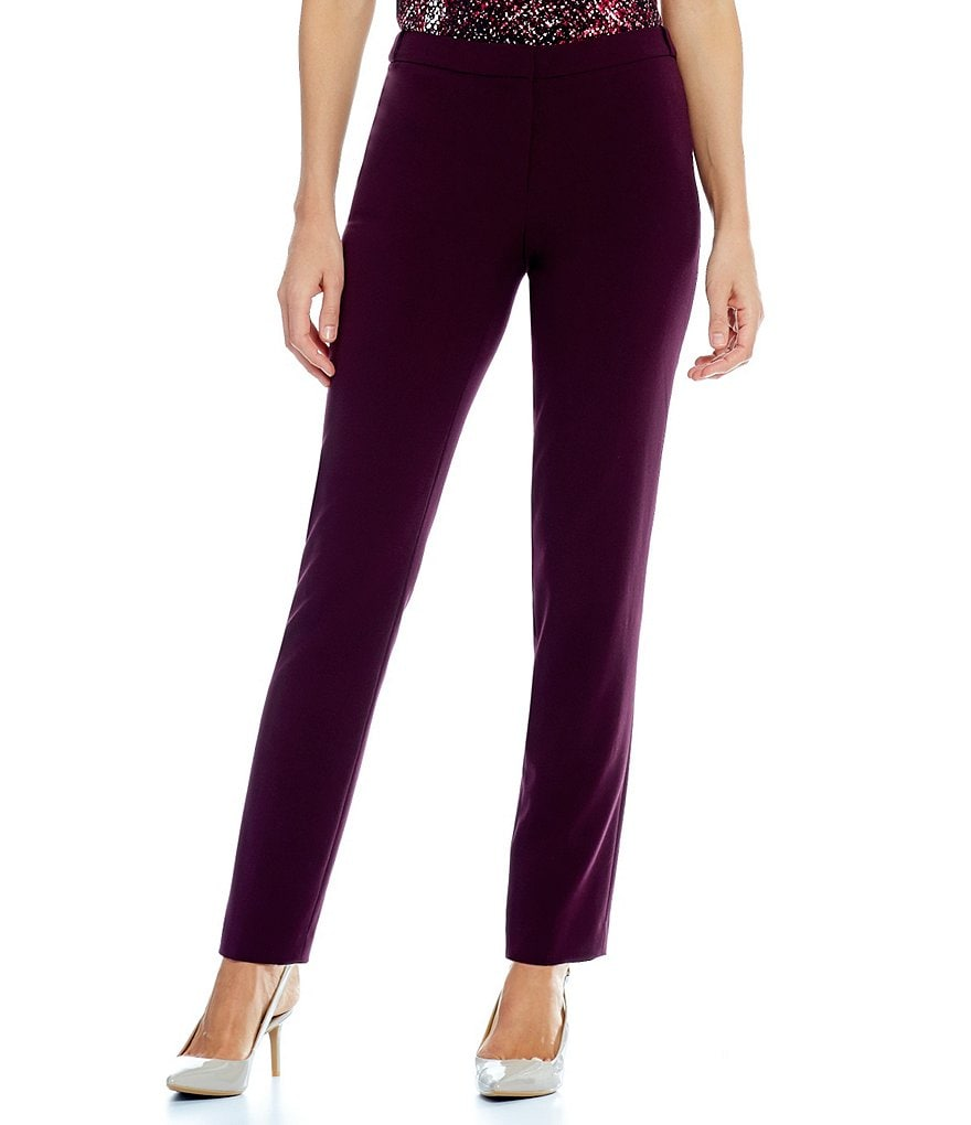 Calvin Klein Luxe Stretch Suiting Modern Fit Highline Pants
