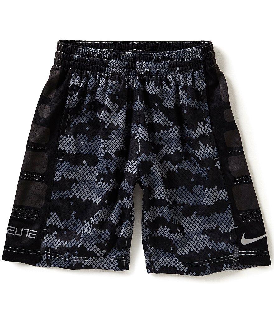 Nike Big Boys 8-20 Printed Elite Shorts