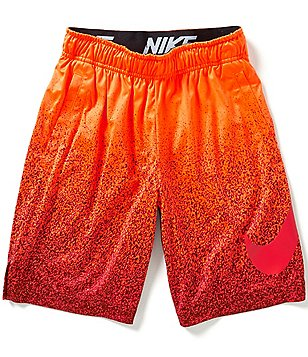 Nike Big Boys 8-20 Dri-FIT Ombre Printed Shorts