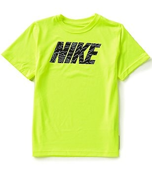 yellow dress shirt 4t nike