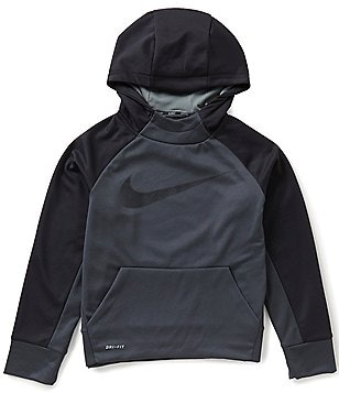 Nike Big Boys 8-20 Therma Fit Fleece Pullover Hoodie