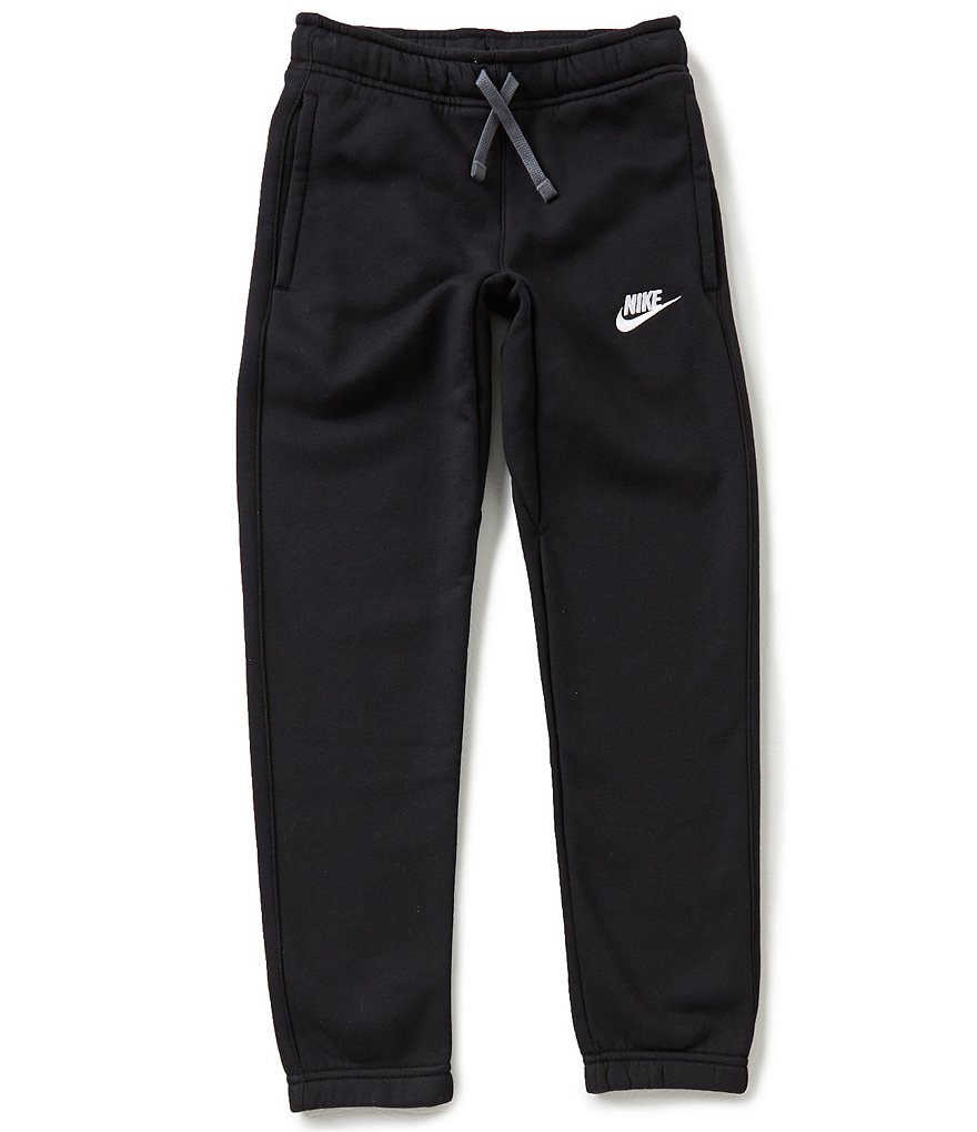 Nike Big Boys 8-20 Brushed Fleece GFX Pants