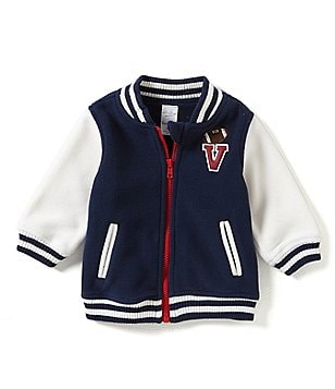 Starting Out Baby Boys 12-24 Months Letterman Coat