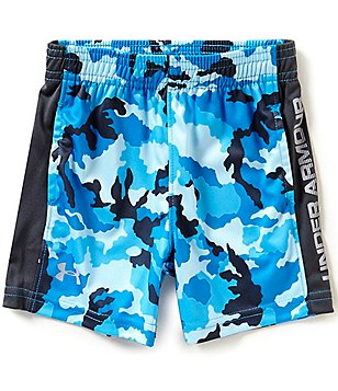 Under Armour baby Boys 12-24 Months Arid Camouflage-Printed Shorts