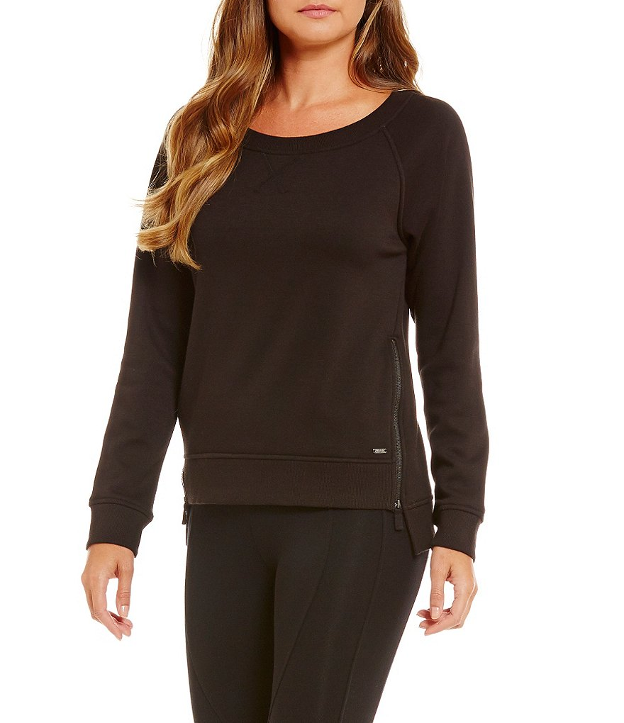UGG® Morgan Fleece Lounge Top