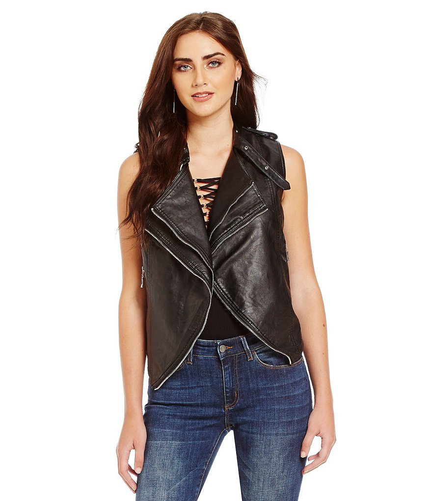 Buffalo David Bitton Zip-You-Up Vest