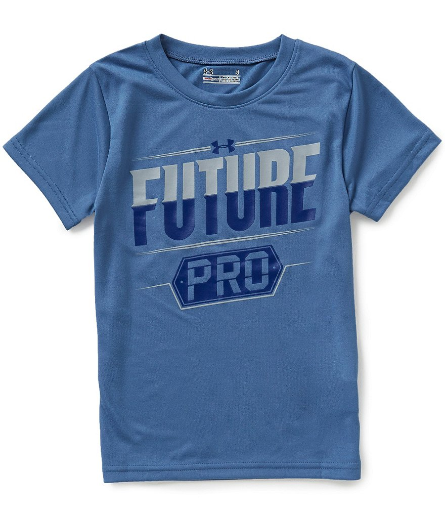 Under Armour Little Boys 4-7 Future Pro Short-Sleeve Tee