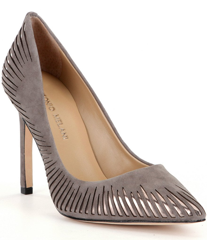 Antonio Melani Petulah Pointed-Toe Pumps