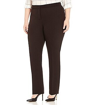 Investments Plus the 5TH AVE fit Slim Leg Pant