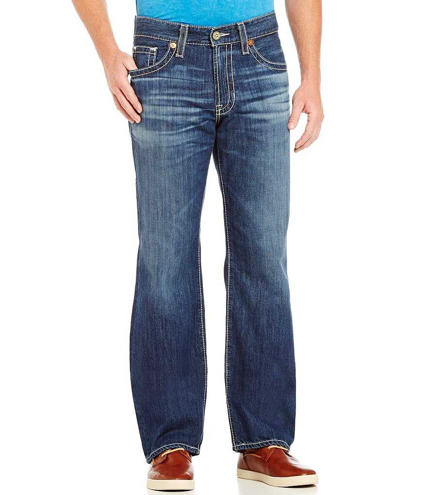 Big Star Union Straight Fit Jeans