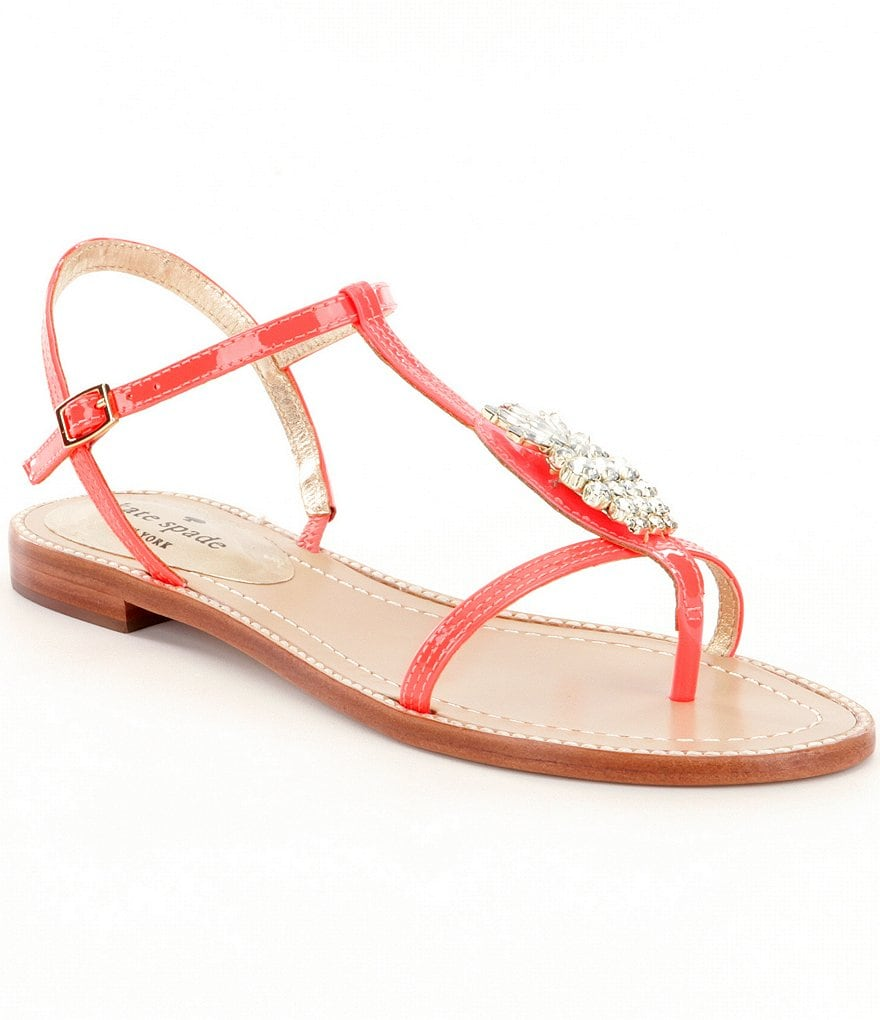kate spade new york Serafina Thong Sandals