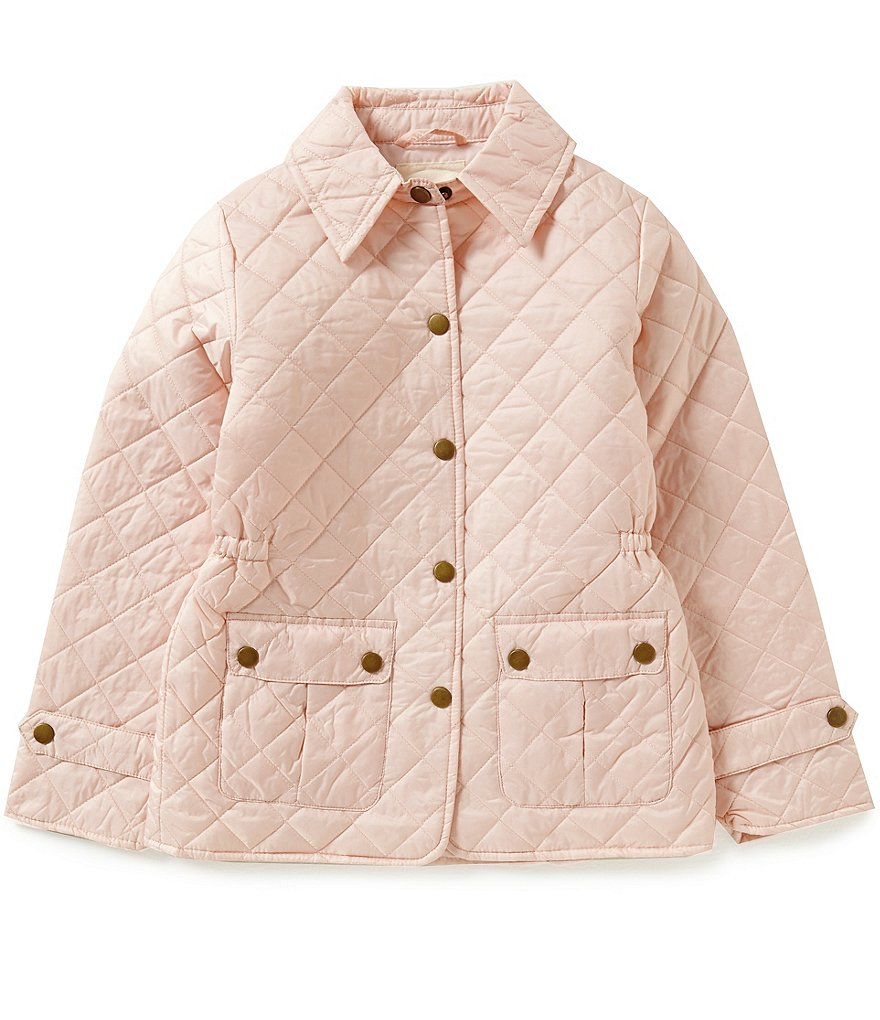 Copper Key Big Girls 7-16 Quilted Jacket