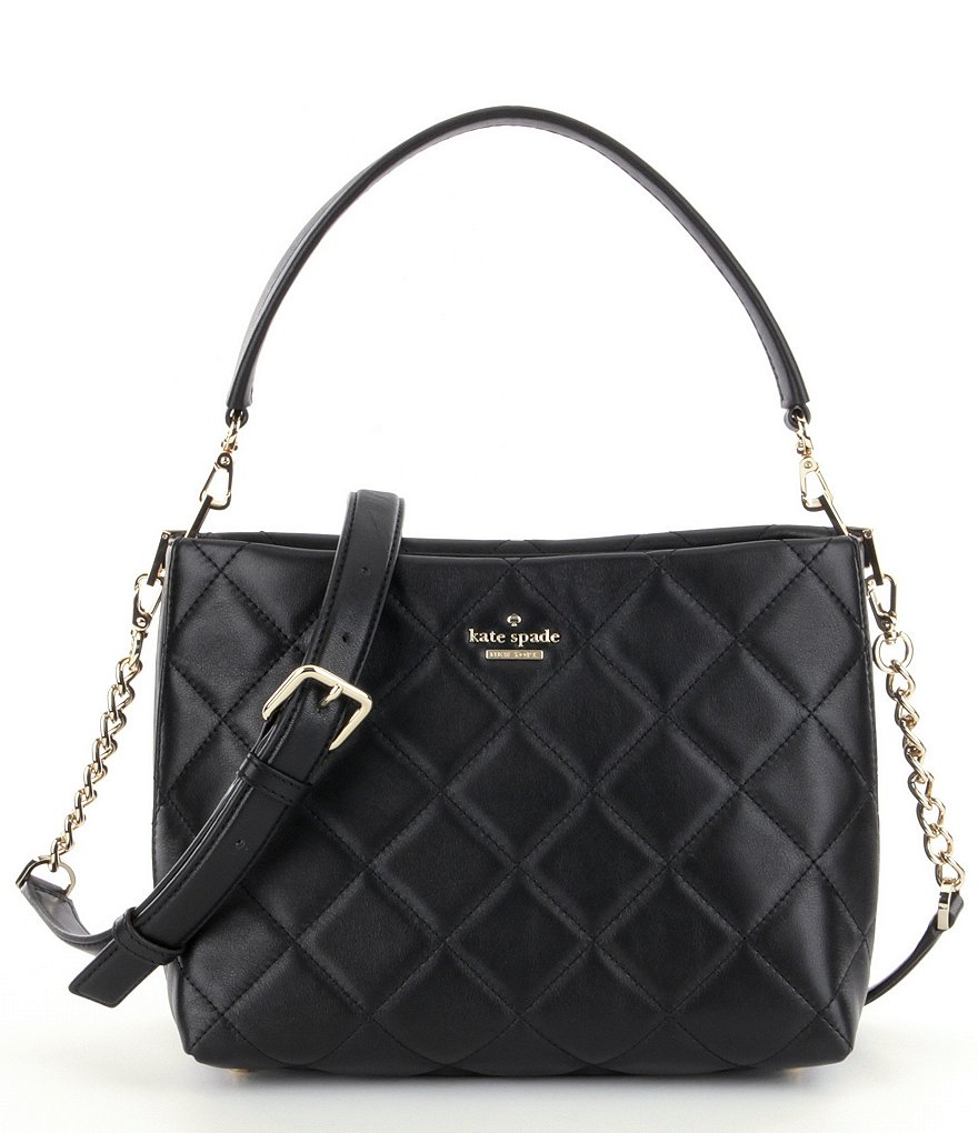kate spade new york Emerson Place Small Ryley Quilted Top Handle Cross-Body Bag