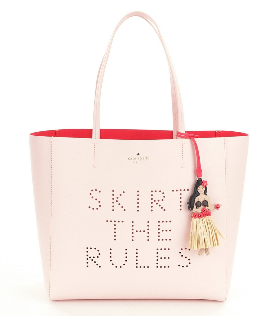 kate spade new york Flights of Fancy Collection Skirt the Rules Hallie Tote