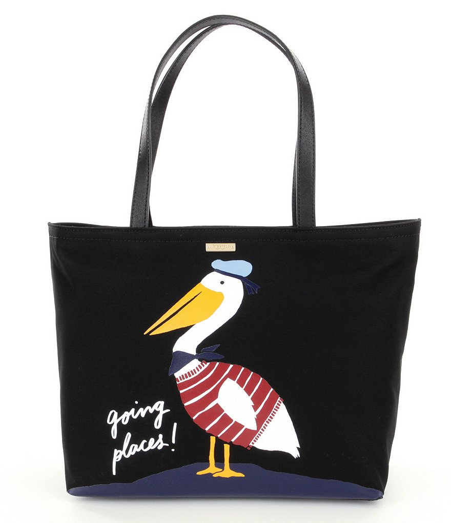 kate spade new york Expand Your Horizons Collection Francis Pelican Tote