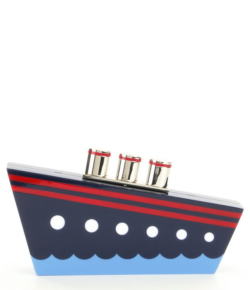 kate spade new york Expand Your Horizons Collection Ship Clutch