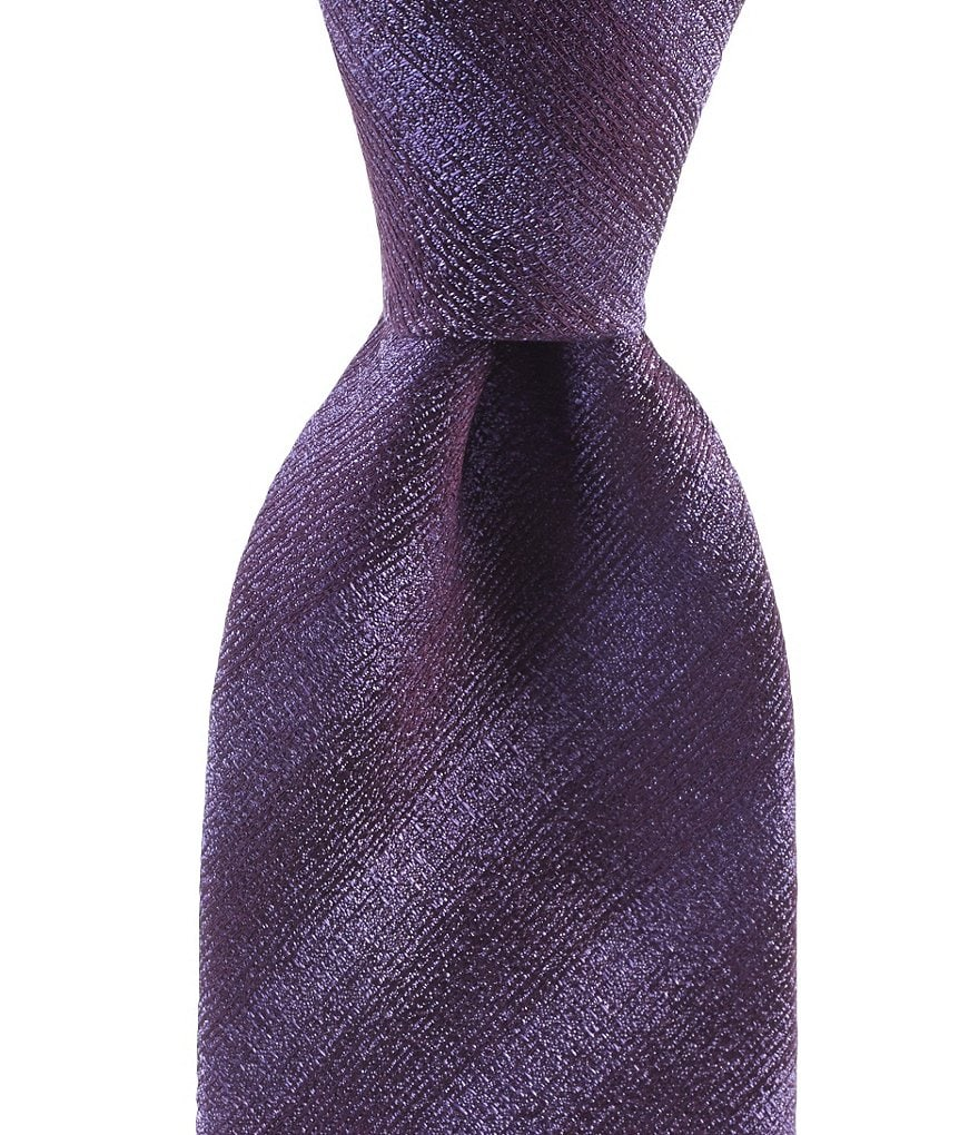 Murano Strike Solid Traditional Silk Tie