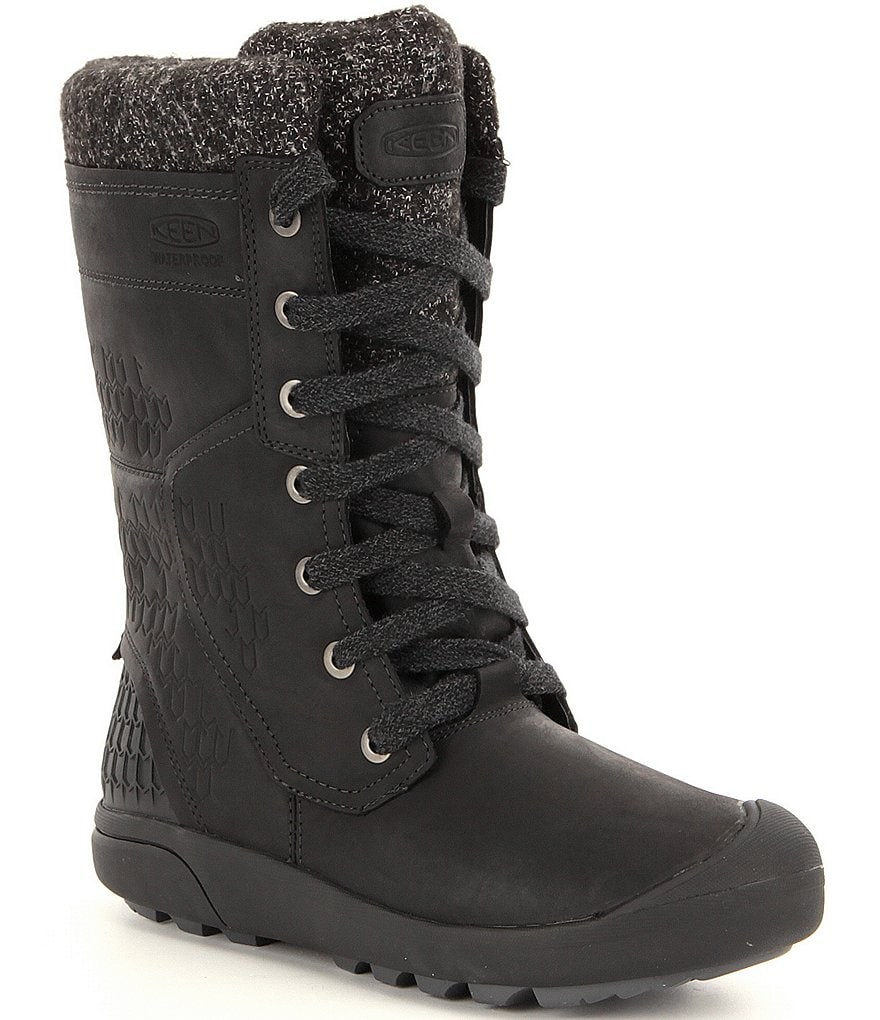 Keen Women´s Fremont Lace Tall Waterproof Cold-Weather Boots