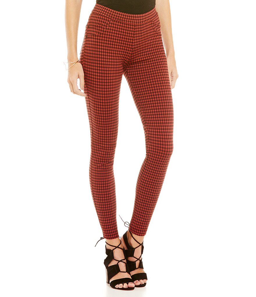 Sanctuary Plaid Grease Legging