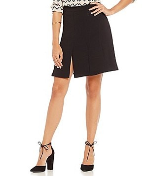 Trina Turk Short A-Line Carwash Skirt