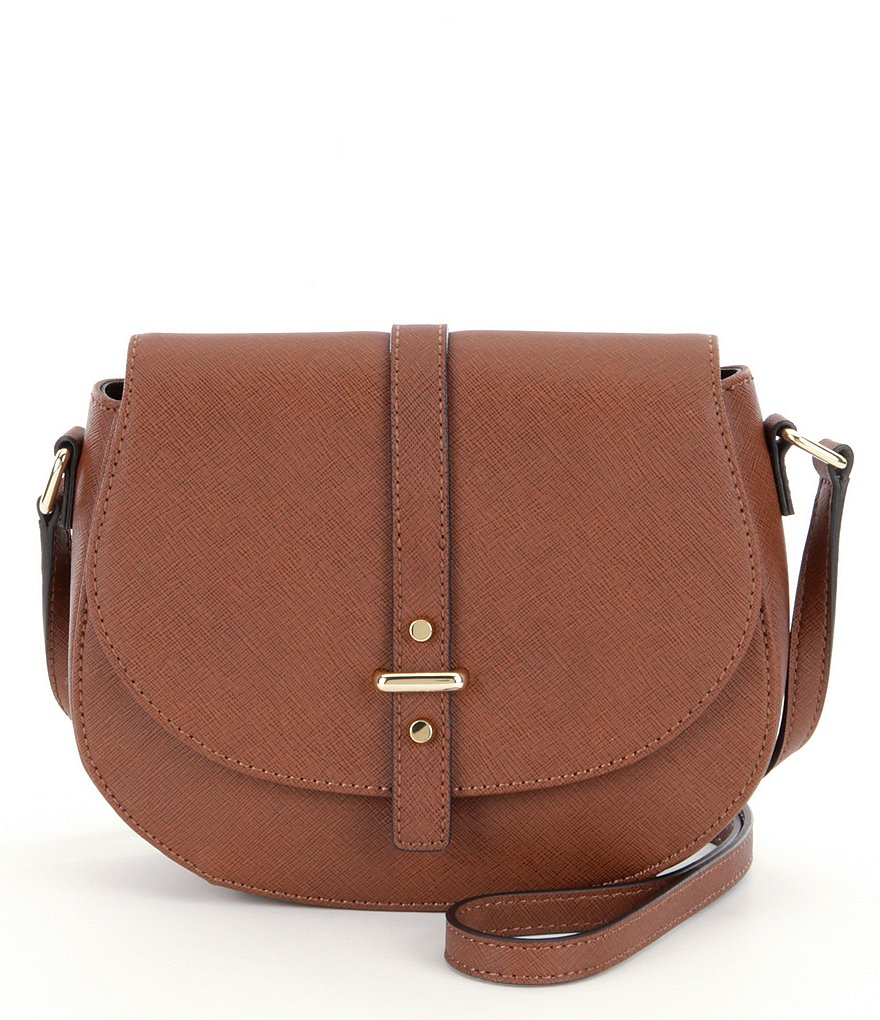 Calvin Klein Hudson Saddle Bag