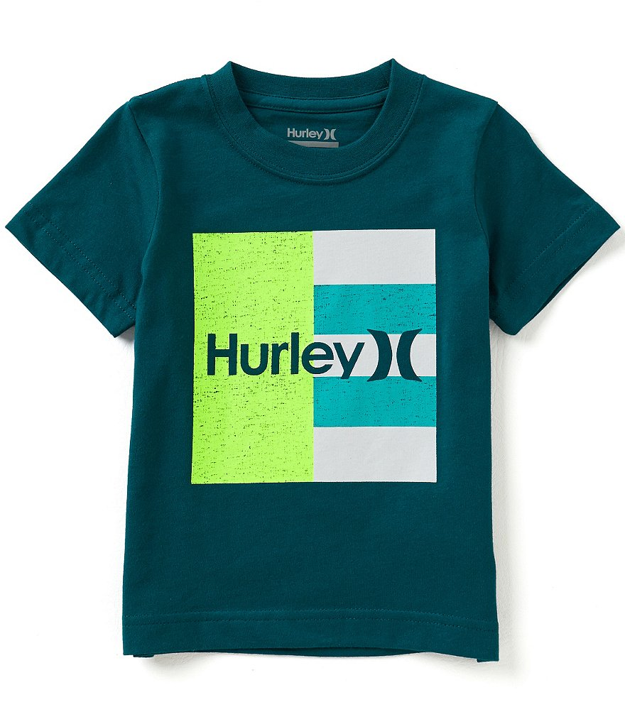 Hurley Baby Boys 12-24 Months Don´t Start Short-Sleeve Graphic Tee
