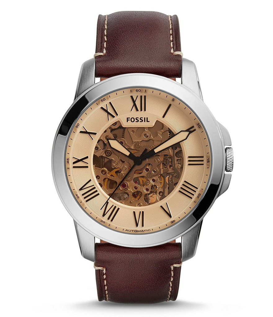 Fossil Grant Automatic Watch