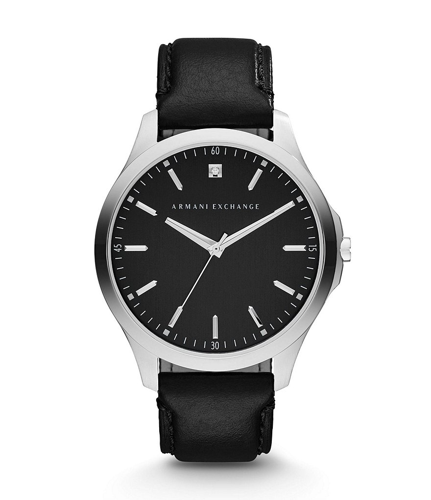 AX Armani Exchange Smart Diamond Analog Watch