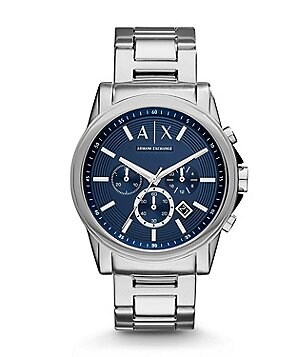 AX Armani Exchange Smart Chronograph & Date Bracelet Watch