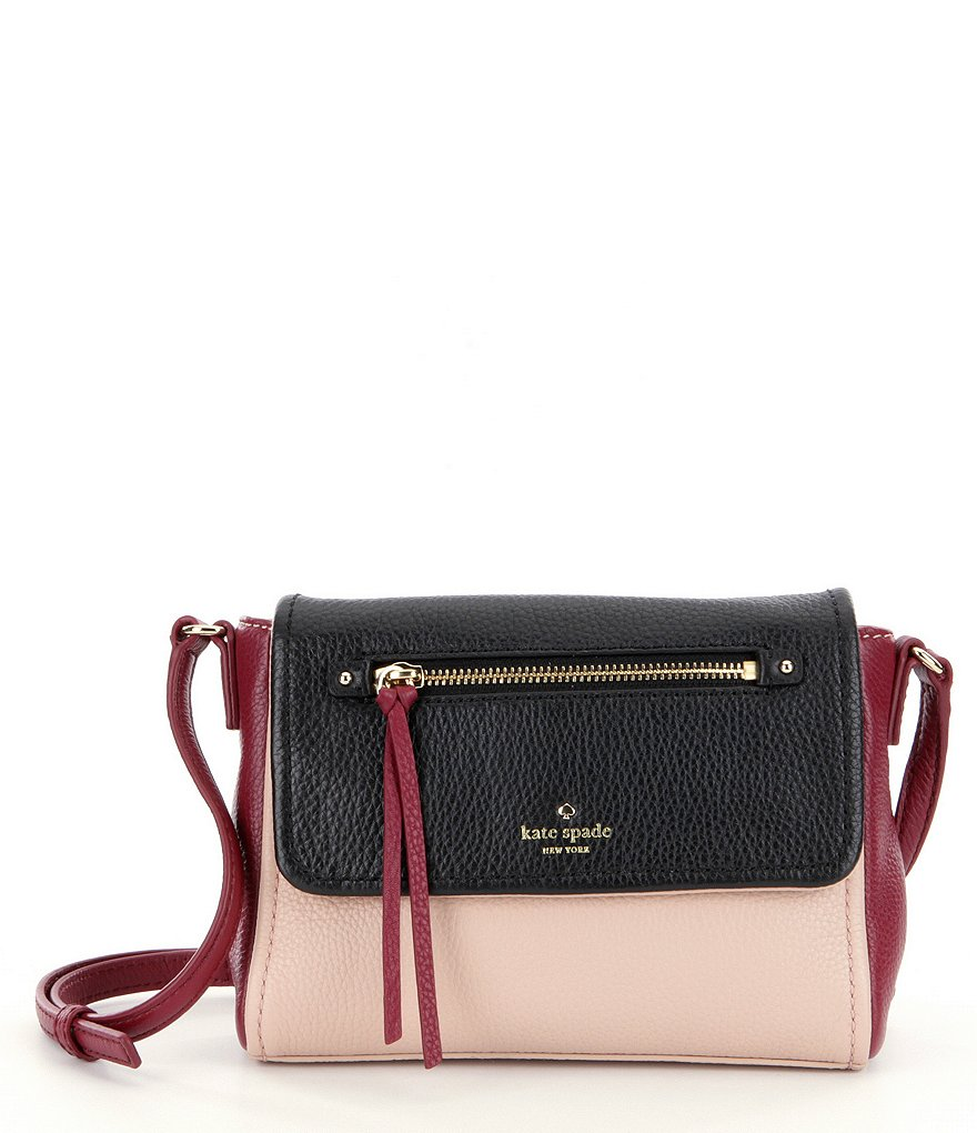 kate spade new york Cobble Hill Collection Mini Toddy Cross-Body Bag