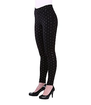 Bianca Nygard Slims Petite Dotted Leggings