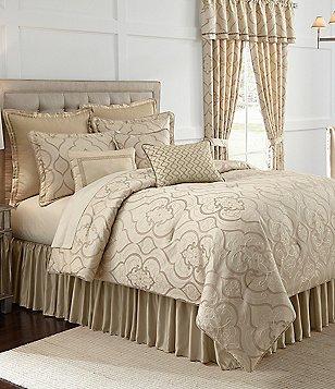 Veratex Piazza Jacquard Comforter Set
