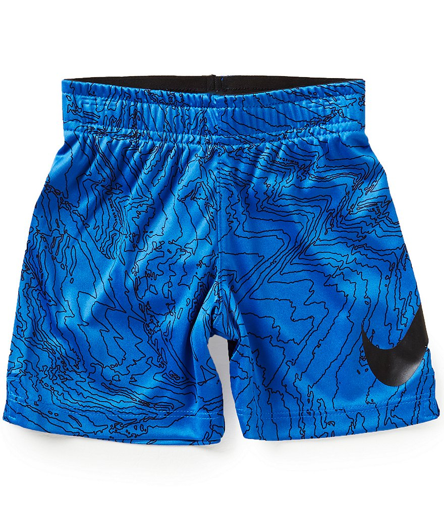 Nike Baby Boys 12-24 Months Dry Fly Printed Shorts