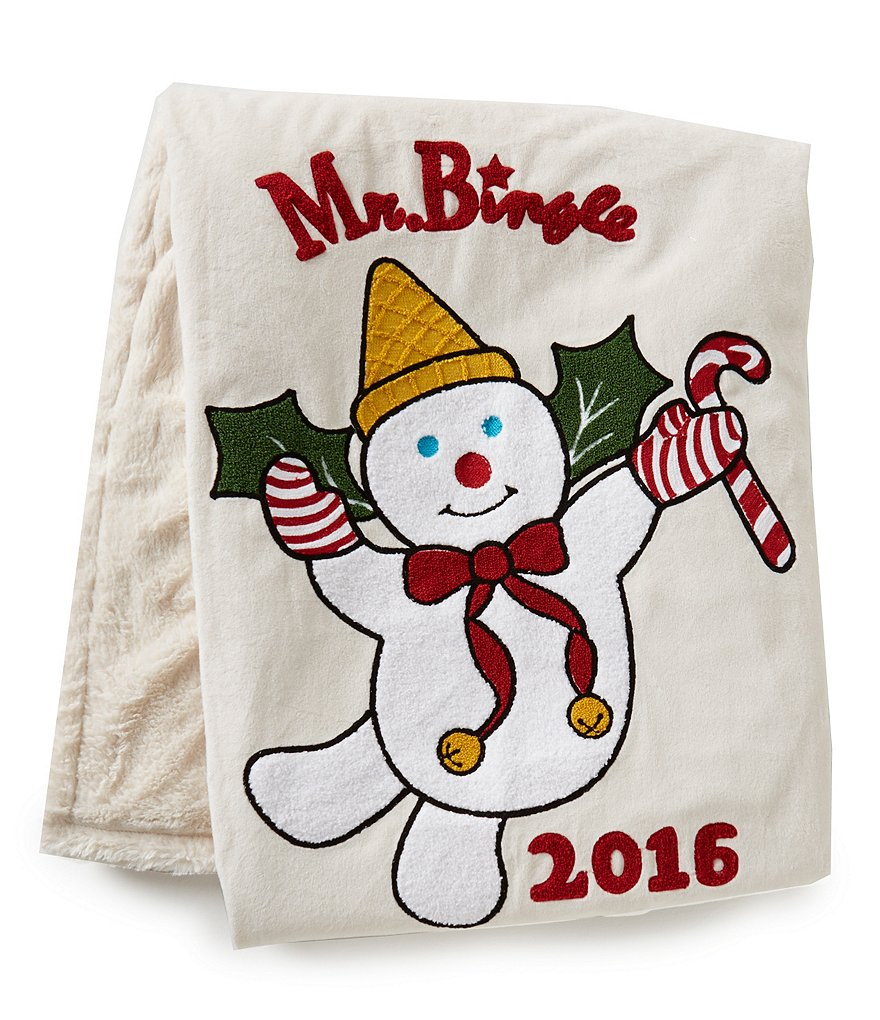 Noble Excellence 2016 Mr. Bingle Throw